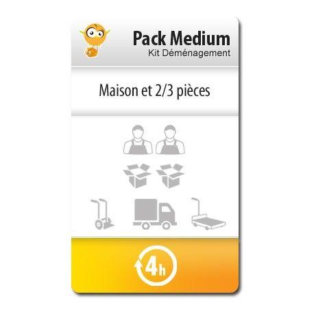 Pack Déménagement Medium