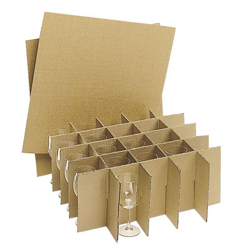 carton d m nagement sp cial verres. Black Bedroom Furniture Sets. Home Design Ideas