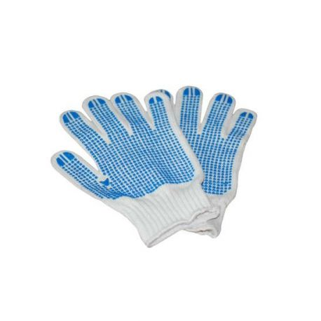 Gants de manutention double face