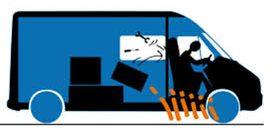 Conseils pour conduire en toute sécurité avec un utilitaire